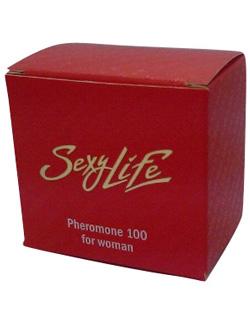 """ЖЕНСКИЕ ДУХИ """"SEXY LIFE концентрированные с феромонами 100%, без запаха 5мл, 107001"""